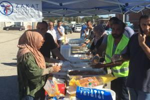 Zakat Foundation of America - ZF Mobilizes Hurricane Relief Efforts in Southeastern US