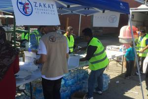 Zakat Foundation of America - Rekindling Faith and Fun after Hurricane Matthew