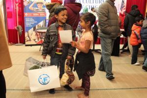 Zakat Foundation of America - Winter Kit Distributions 2016