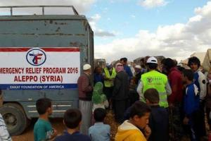 arabic.zakat.org - مساعدات مؤسسة الزكاة الأميركية في حلب