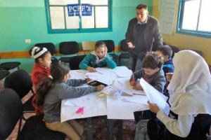 arabic.zakat.org - الزكاة وصندوق إغاثة أطفال فلسطين ينظمان نشاطات لأطفال غزة