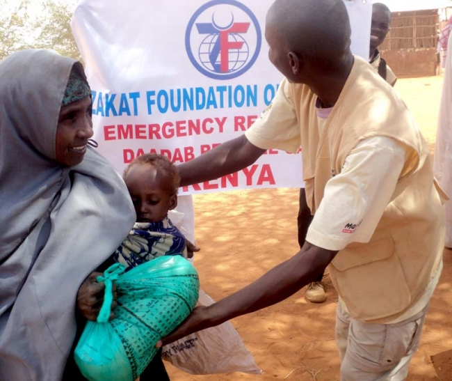 Zakat Foundation of America - 2011 Horn of Africa Relief