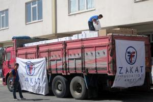 Zakat Foundation of America - 2012 Aug to Sept - Syria Humanitarian Relief