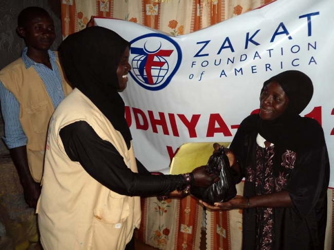 Zakat Foundation of America - 2012 Udhiya-Qurbani