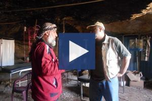 Zakat Foundation of America - 2013 | ZF Leadership Visits a Field Hospital in Hama, Syria