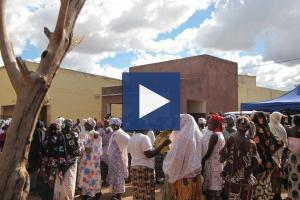 Zakat Foundation of America - 2013 Zakat Foundation of America Responds to Mali Flood Crisis