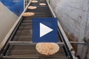 Zakat Foundation of America - Sharing Bread: ZF Establishes Food Security Through Bakery