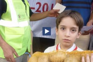 Zakat Foundation of America - 2014 - Responding to the changing needs of civilians inside Syria