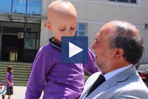 Zakat Foundation of America - The Story of Little Ibrahim from Syria
