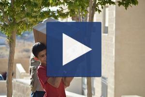 Zakat Foundation of America - Ramadan 2015 in Jordan