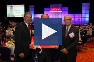 Zakat Foundation of America - ZF Honored At ANERA Dinner