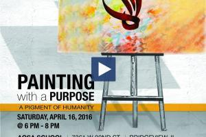 Zakat Foundation of America - Painting with a Purpose
