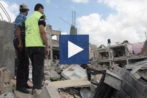 Zakat Foundation of America - Rebuild Gaza: Home by Home