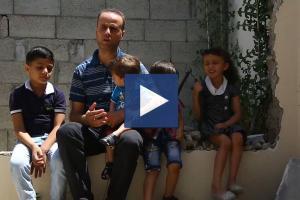 Zakat Foundation of America - Rebuild Gaza: Home by Home
