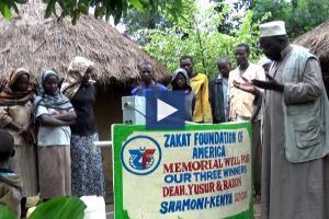 Zakat Foundation of America - Providing Water, Saving Lives
