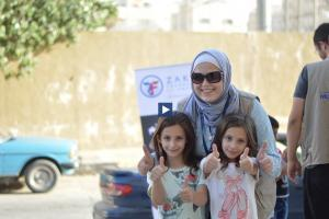 Zakat Foundation of America - Ramadan 2016: Spreading Joy in Jordan