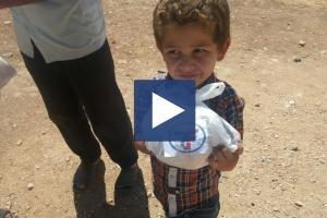 Zakat Foundation of America - Udhiya/Qurbani 2016 in Syria