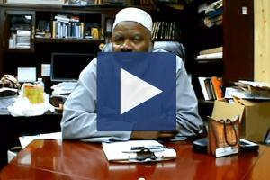Zakat Foundation of America - Imam Siraj Wahaj - Supports ZF