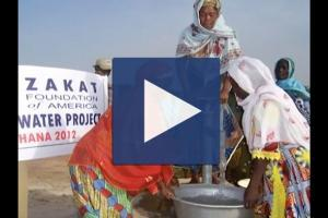 Zakat Foundation of America - One Year, 100 Wells